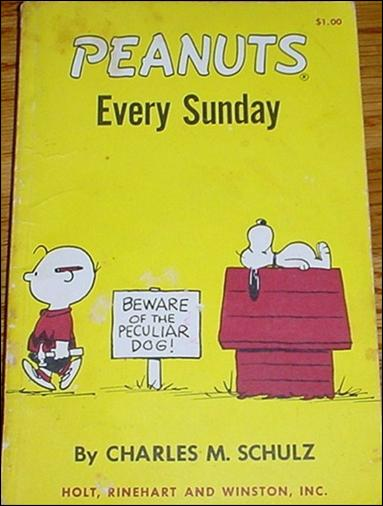 Peanuts Every Sunday 1-A by Holt, Rinehart and Winston