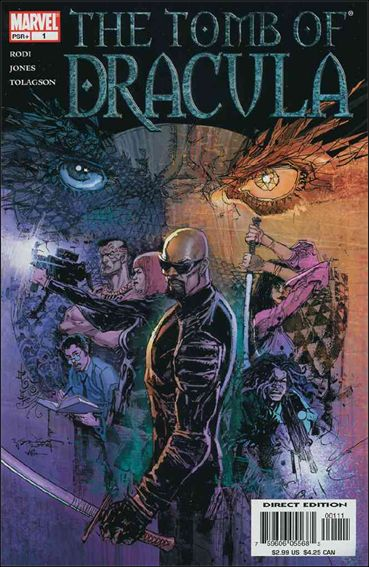 Tomb of Dracula (2004) 1-A by Marvel