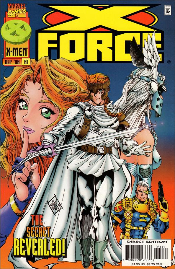 X-Force (1991) 61-A by Marvel
