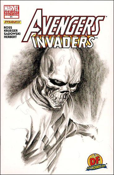 Avengers/Invaders 11-C by Marvel