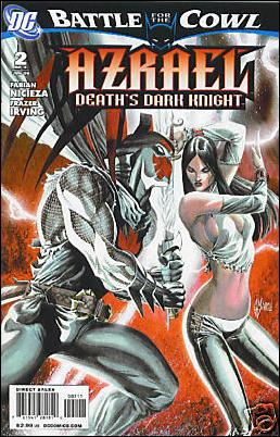 Azrael: Death's Dark Knight 2-A by DC
