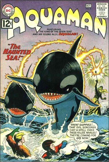 Aquaman (1962) 5-A by DC