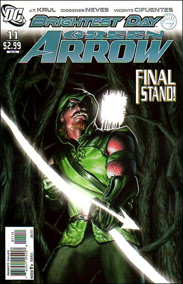 Green Arrow (2010/08) 11-A by DC