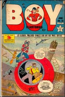 Boy Comics 78-A by Lev Gleason Productions