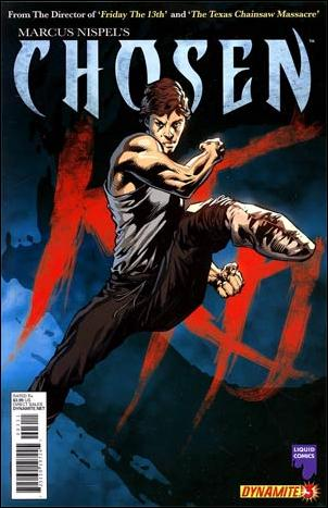 Marcus Nispel's Chosen 3-A by Dynamite Entertainment