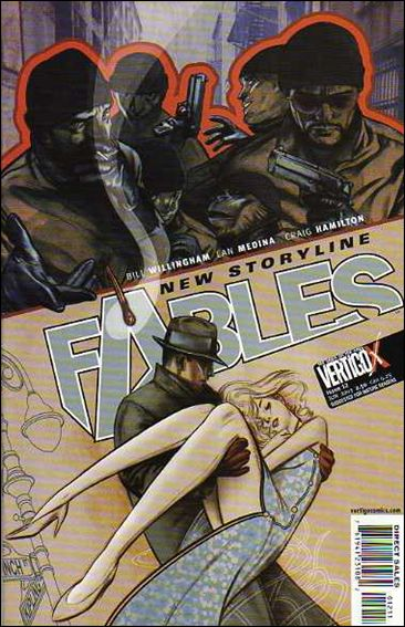 Fables 12-A by Vertigo