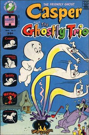 Casper and the Ghostly Trio 3-A