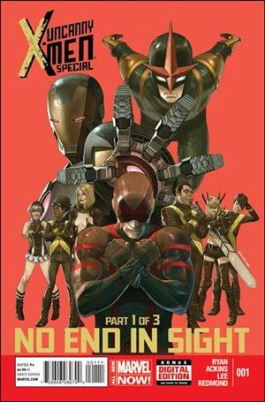 Uncanny X-Men Special 1-A
