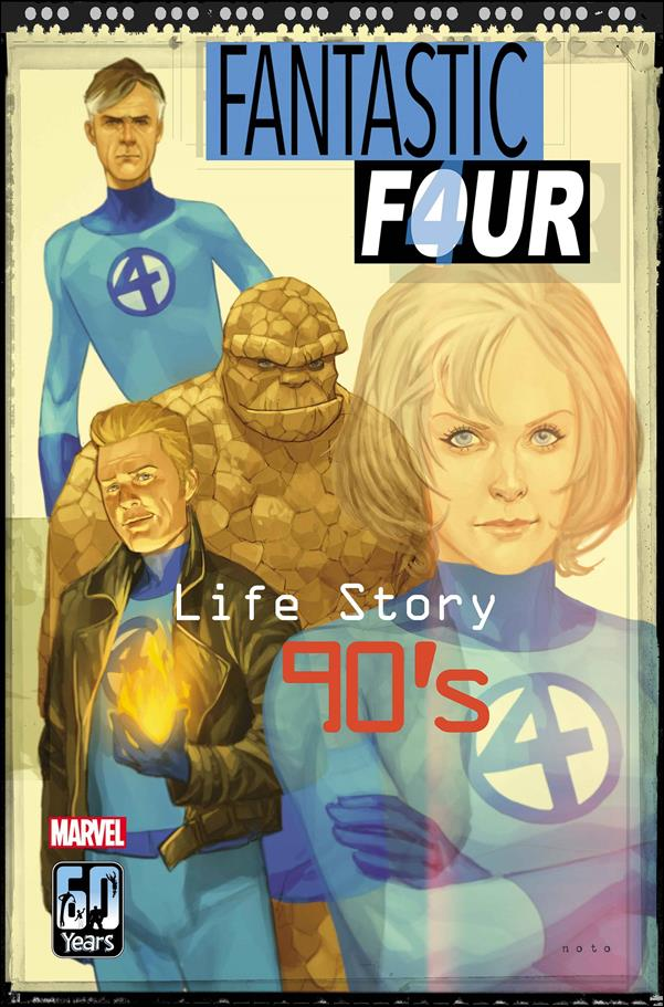 Fantastic Four: Life Story 4-B by Marvel