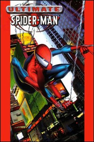 Ultimate Spider-Man (2002) 1-B