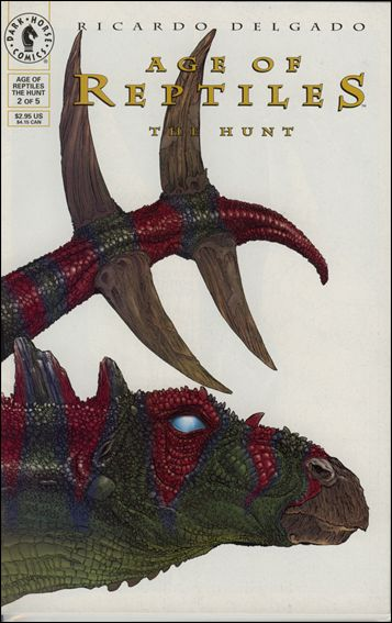 Age of Reptiles: The Hunt 2-A by Dark Horse
