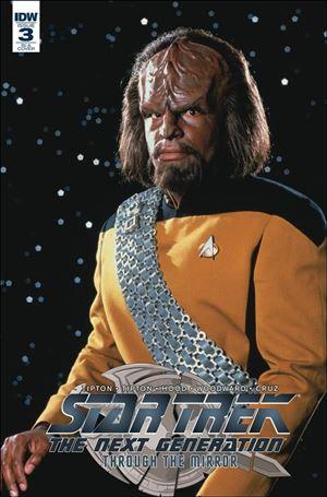 Star Trek: The Next Generation: Through The Mirror 3-C