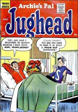 Archie's Pal Jughead 48-A
