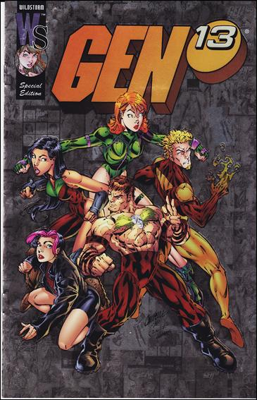 Gen13 (1994) 1-I by Image