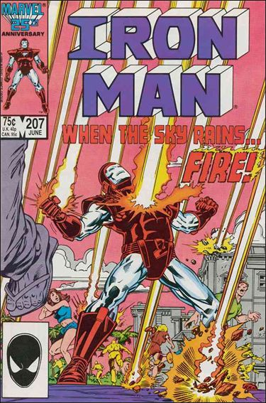 Iron Man (1968) 207-A by Marvel