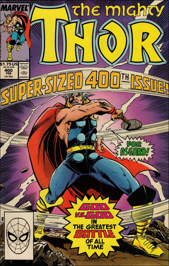 Thor (1966) 400-A by Marvel