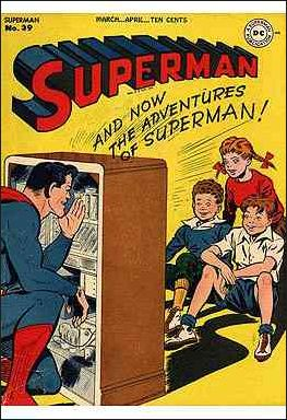 Superman (1939) 39-A by DC