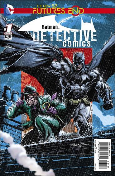 Detective Comics: Futures End 1-B by DC