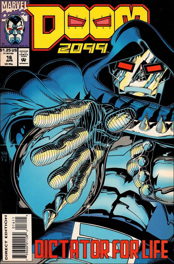 Doom 2099 16-A by Marvel
