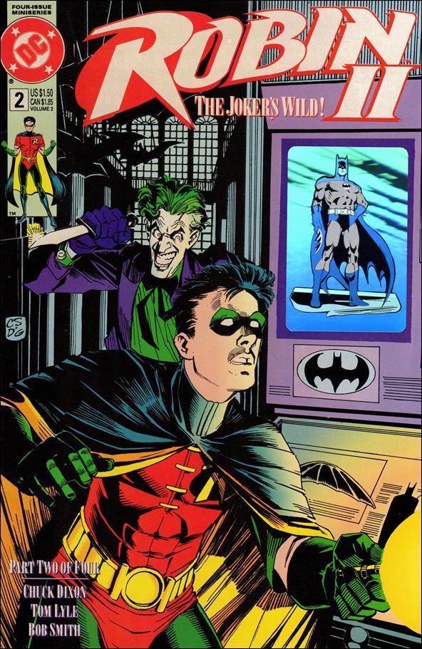 Robin II 2-D by DC