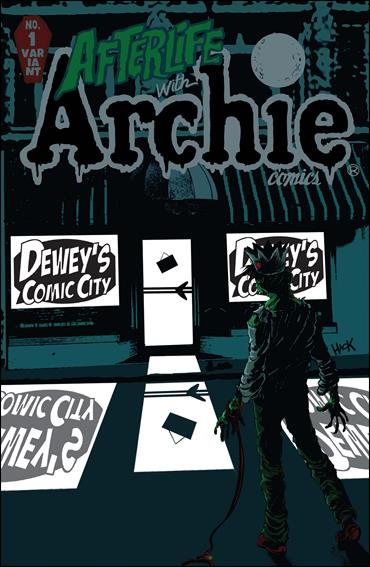 Afterlife with Archie 1-ER by Archie