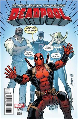 Deadpool (2016) 13-B