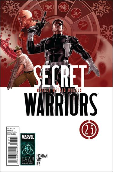 Secret Warriors 25-A by Marvel