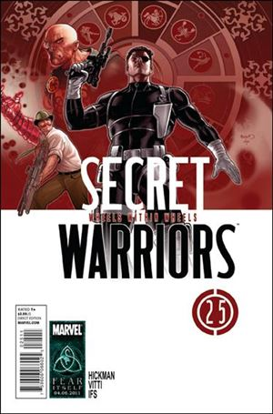 Secret Warriors (2009) 25-A