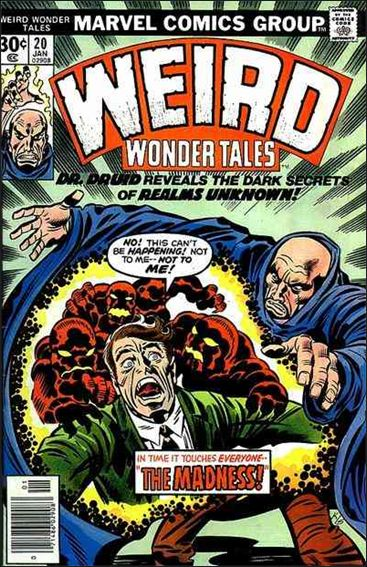 Weird Wonder Tales 20-A by Marvel