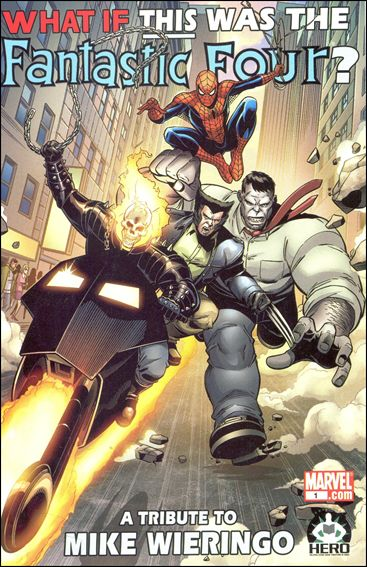 Hero Initiative: Mike Wieringo 1-A by Marvel