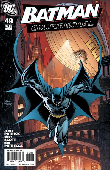 Batman Confidential 49-A by DC
