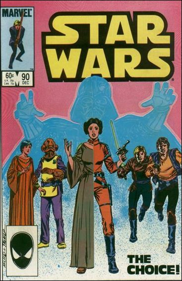 Star Wars (1977) 90-A by Marvel