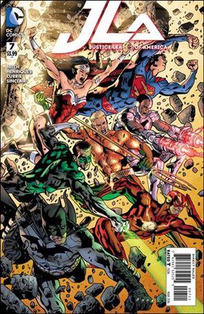 Justice League of America (2015) 7-A