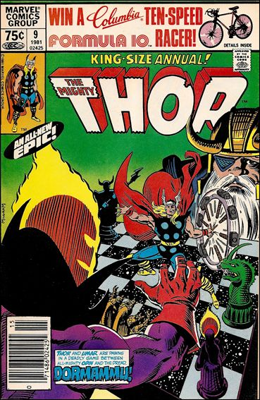 Thor Annual  9-A by Marvel