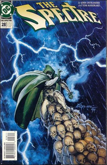 Spectre (1992) 28-A by DC