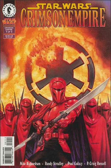 Star Wars: Crimson Empire 1-A by Dark Horse