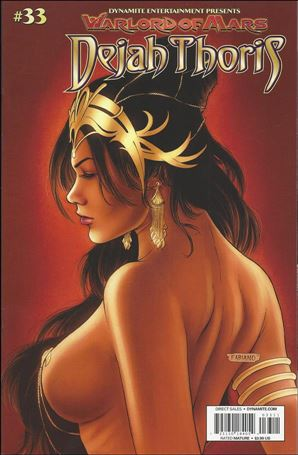 Warlord of Mars: Dejah Thoris 33-A