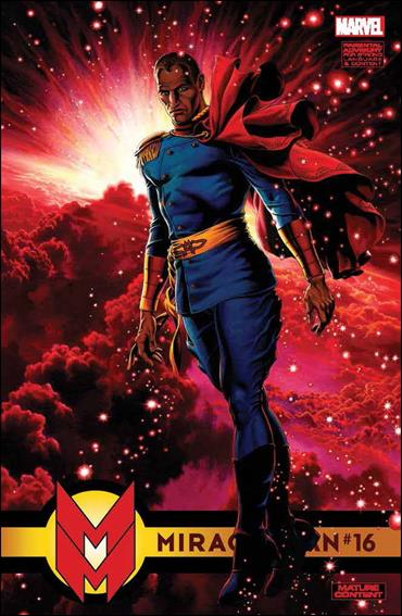 Miracleman (2014) 16-C by Marvel