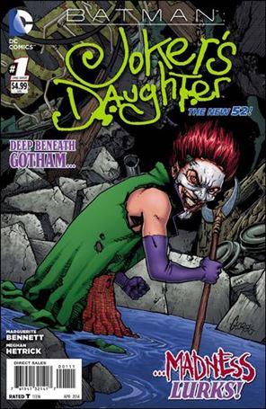 Batman: Joker's Daughter 1-A
