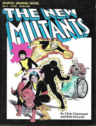 Marvel Graphic Novel 4-E