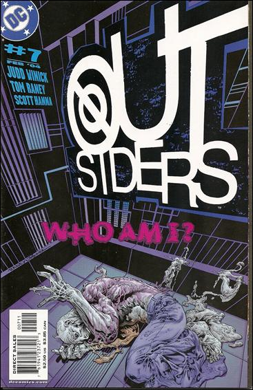 Outsiders (2003) 7-A by DC