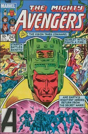 Avengers (1963) 243-A