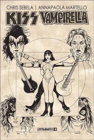 KISS / Vampirella 4-E