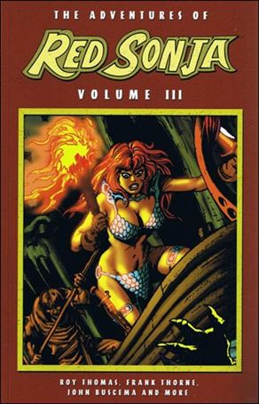 Adventures of Red Sonja 3-B