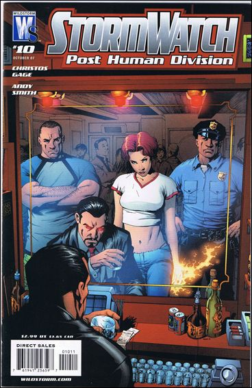 StormWatch: P.H.D. 10-A by WildStorm