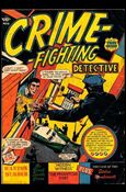 Crime-Fighting Detective 16-A