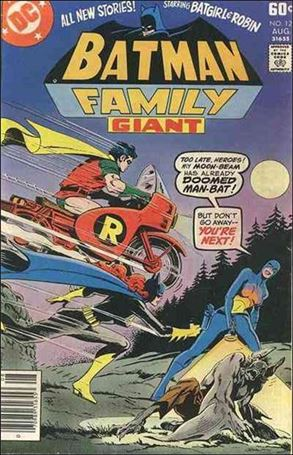 Batman Family 12-A