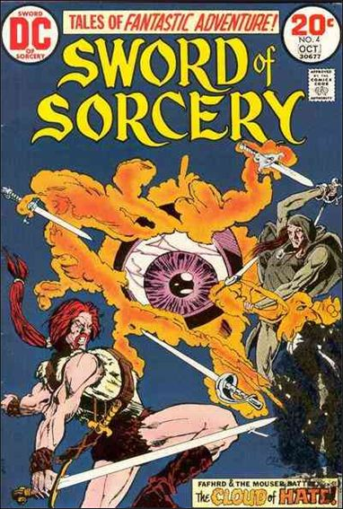 Sword of Sorcery (1973) 4-A by DC
