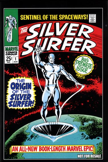 Silver Surfer (1968) 1-B by Marvel