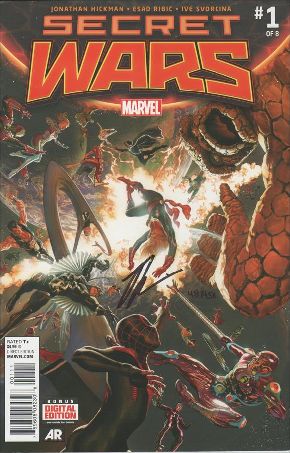 Secret Wars 1-U by Marvel